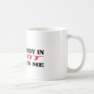 Somebody in Kent loves me t shirt Mug
