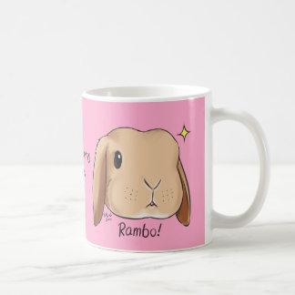 Somebunny Loves You Mug Pink