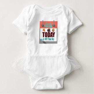 Someday I'll Be Skinny Baby Bodysuit
