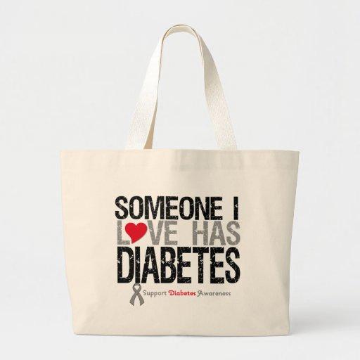 Someone I Love Has Diabetes Bags