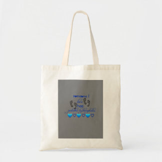 someone I love has hydrocephalus tote