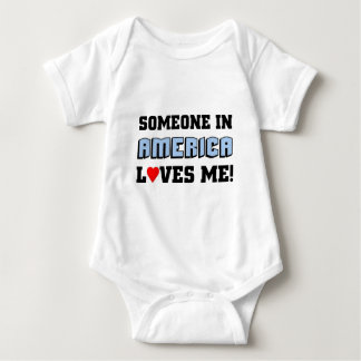 Someone in America loves me Shirt