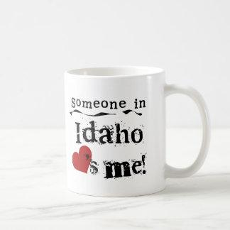 Someone In Idaho Loves Me Coffee Mugs