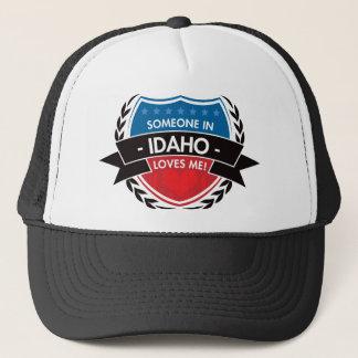 Someone In Idaho Loves Me Trucker Hat