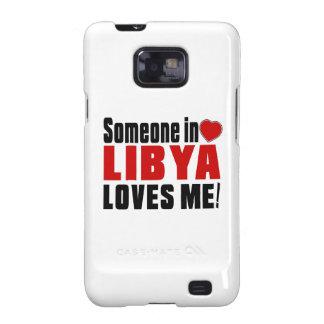 SOMEONE IN LIBYA LOVES ME ! SAMSUNG GALAXY SII CASE