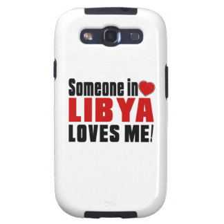 SOMEONE IN LIBYA LOVES ME ! SAMSUNG GALAXY S3 COVER