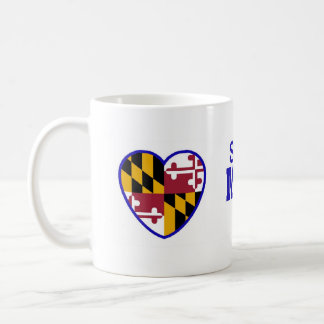 Someone In Maryland Loves Me Coffee Mug
