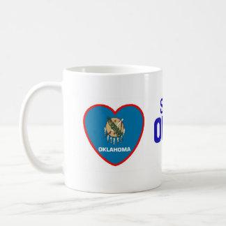 Someone In Oklahoma Loves Me Coffee Mug