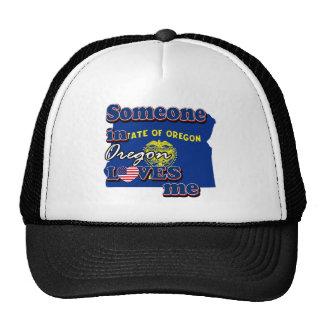 Someone in Pennsylvannia loves me Trucker Hats