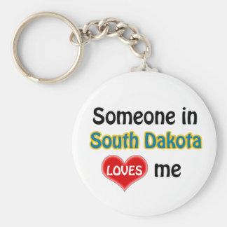 Someone in South Dakota Loves me