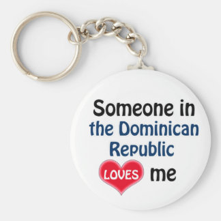Someone in the Dominican Republic Loves me