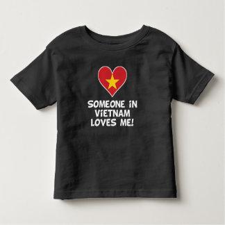 Someone In Vietnam Loves Me Toddler T-Shirt