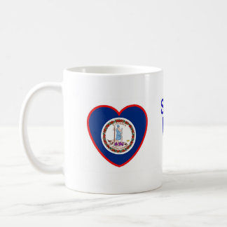 Someone In Virginia Loves Me Coffee Mug
