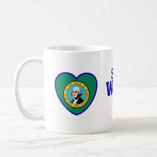 Someone In Washington Loves Me Coffee Mug