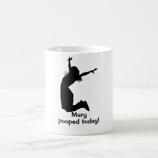 Someone pooped today Personalized Coffee Mug Gift