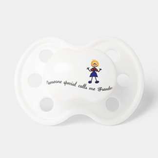 Someone Special Baby Pacifier