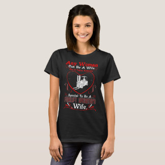 Someone Special Forklift Operator Wife Valentine T-Shirt