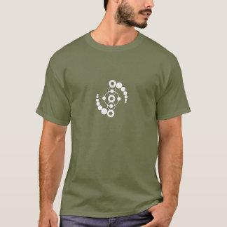 """""""Somerset"""" Cropcircle T shirt"""