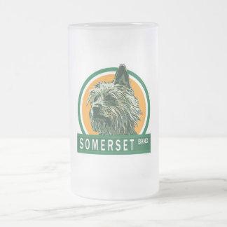 "Somerset ""El Chico"" 16oz. Frosted Stein"