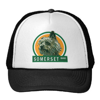 "Somerset ""El Chico"" Trucker Hat - Black"