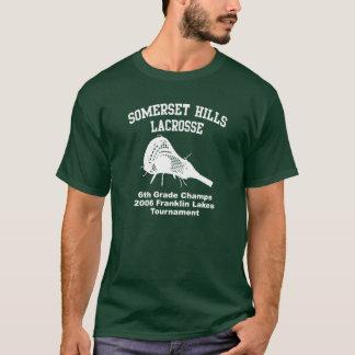 Somerset Hills Lacrosse 2006 Champs T-Shirt