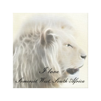 Somerset West South Africa Canvas Prints
