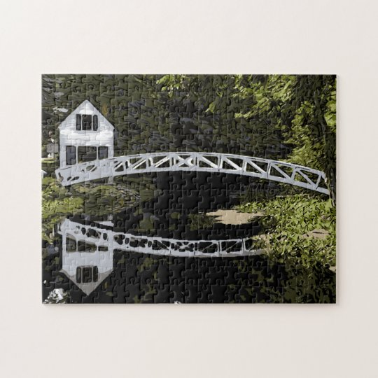 SOMESVILLE BRIDGE JIGSAW PUZZLE