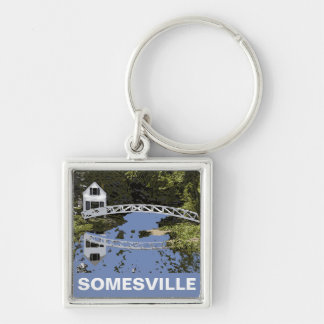 SOMESVILLE BRIDGE KEY RING