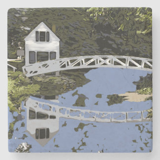 SOMESVILLE BRIDGE STONE COASTER