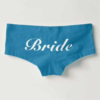 Something Blue for the Bride Boyshorts