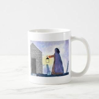 Something Broke Out Coffee Mug