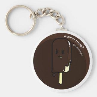 Something Chocolately Key Ring