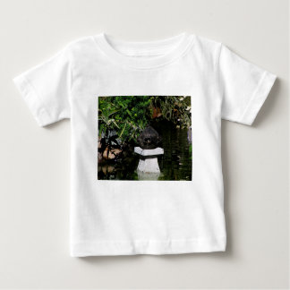 Something Fishy in the Garden Baby T-Shirt