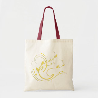 Something Gold Collection Budget Tote Bag
