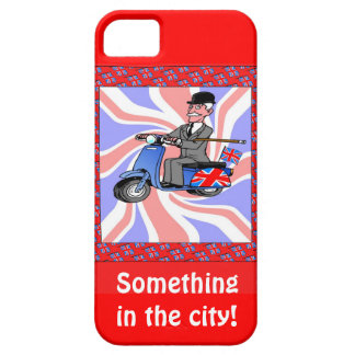 Something in the city case for the iPhone 5