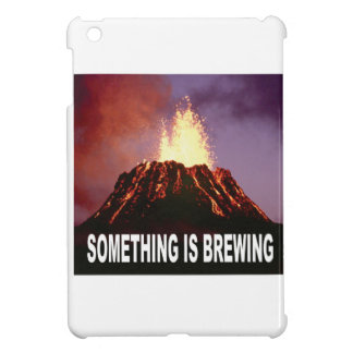 Something is brewing iPad mini covers