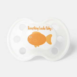 Something Looks Fishy! (Pacifier) Dummy