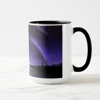 Something on the Horizon Coffee Mug
