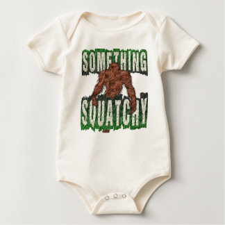 Something Squatchy Baby Bodysuit