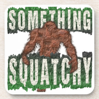 Something Squatchy Coaster