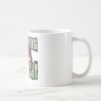 Something Squatchy Coffee Mug