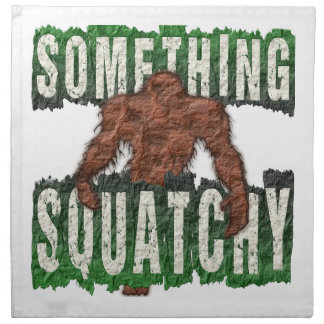 Something Squatchy Napkin