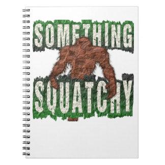 Something Squatchy Notebooks