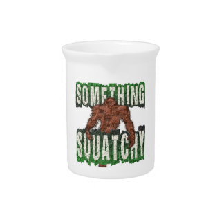 Something Squatchy Pitcher