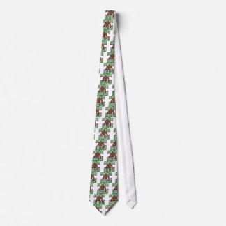 Something Squatchy Tie