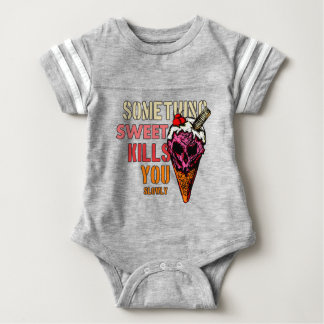 Something Sweet Kills You, (Slowly) Baby Bodysuit