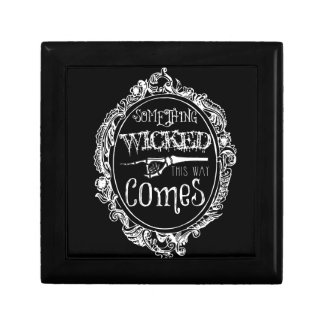 Something Wicked Gift Box
