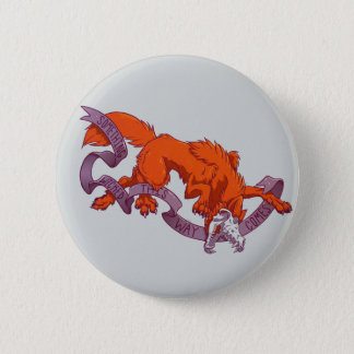 Something Wicked This Way Comes 6 Cm Round Badge