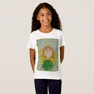 Sometimes angels are just ordinary people T-Shirt