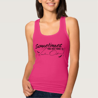 """Sometimes I Lash Out"" Tee"